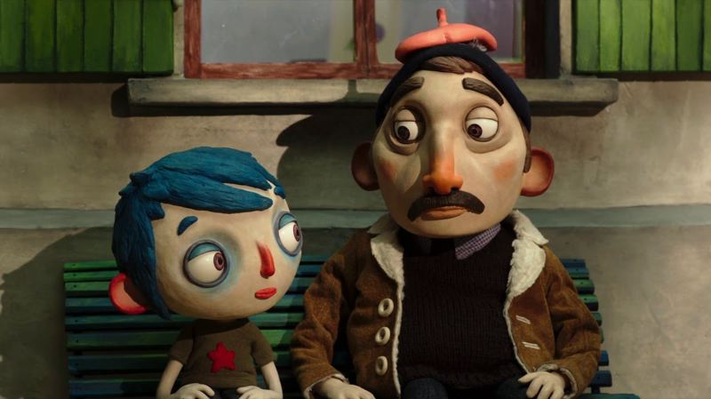 COURTESY: NORTHWEST FILM CENTER - 'My Life as a Zucchini' screens at Whitsell Auditorium, Jan. 14.