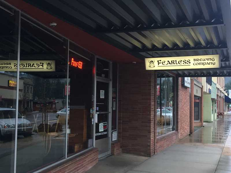 ESTACADA NEWS PHOTO: EMILY LINDSTRAND - Business After Hours, a new event by the Estacada Chamber of Commerce, will be held at Fearless Brewing Company this month.