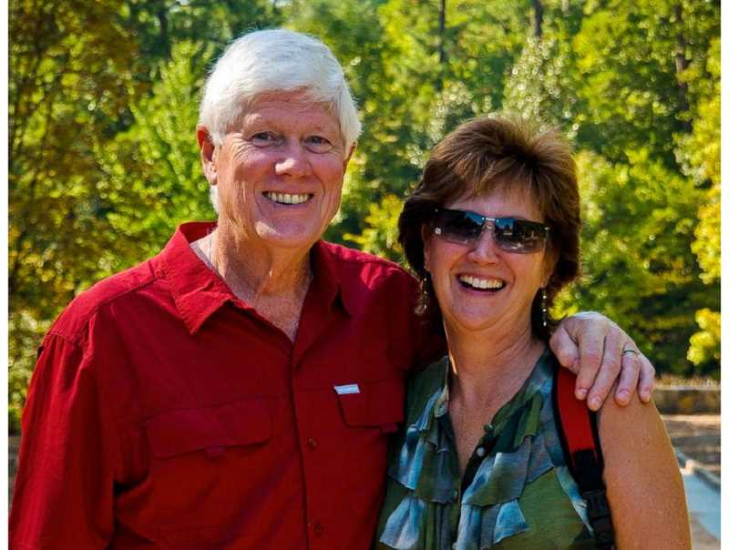 SUBMITTED PHOTO  - Lake Oswegan Debi Bradway and her husband Joe have been court appointed special advocates (CASAs) for Clackamas County for 23 years.