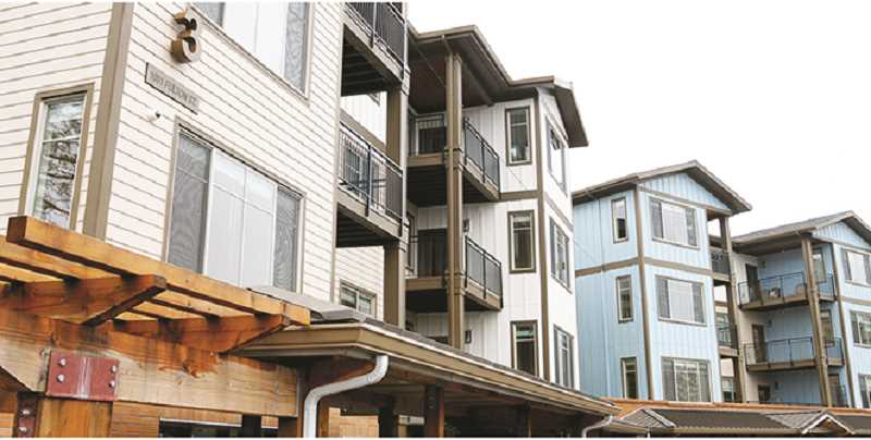 GARY ALLEN - Graphic photo: Gary AllenFriendsview Retirement Community's University Village, which features 38 hybrid style homes off of Fulton Street, is open for new tenants.
