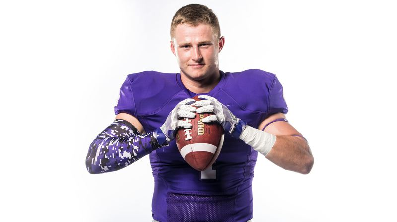 LINFIELD COLLEGE COMMUNICATIONS - Sherwood High School graduate Jake Reimer, who recently finished his senior season playing linebacker for Linfield College, was a first-team All-Northwest Conference selection the past three seasons.