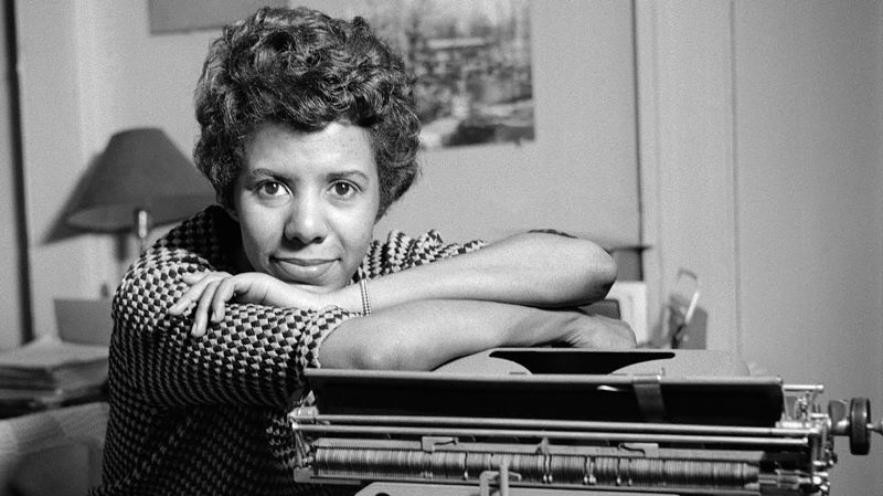 COURTESY: DAVID ATTIE/NORTHWEST FILM CENTER - 'Sighted Eyes/Feeling Heart' is the story about African-American trail blazer Lorraine Hansberry, screening Jan. 15.