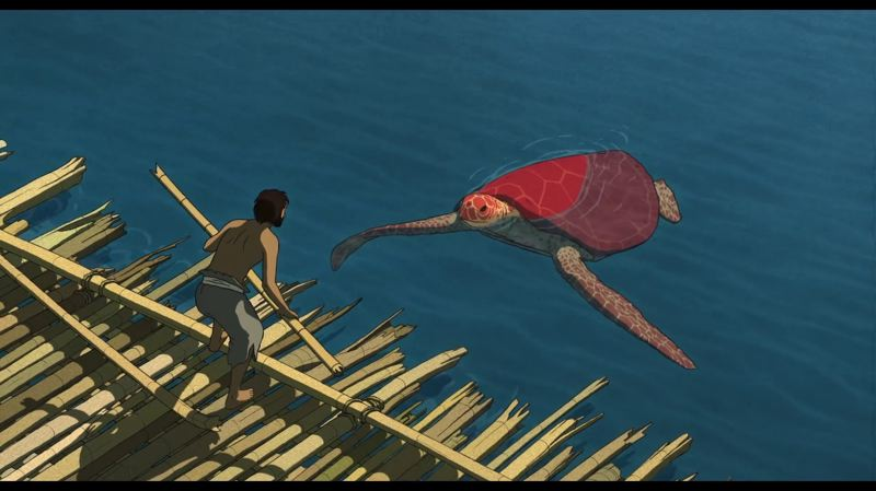 COURTESY: NORTHWEST FILM CENTER - Michael Dudok de Wit's film 'The Red Turtle,' produced by Japan's Studio Ghibli, screens Jan. 13.