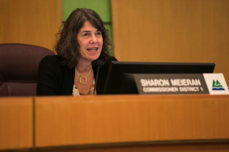 COURTESY PHOTO: MULTNOMAH COUNTY - Commissioner Sharon Meieran represents residents in Portlands West Hills area.