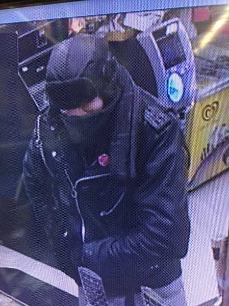 CONTRIBUTED PHOTO: PORTLAND POLICE BUREAU - Police are searching for this man, who robbed K.S. Food Mart in the Centennial Neighborhood