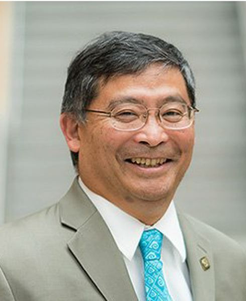 CONTRIBUTED - PCC President Mark Mitsui