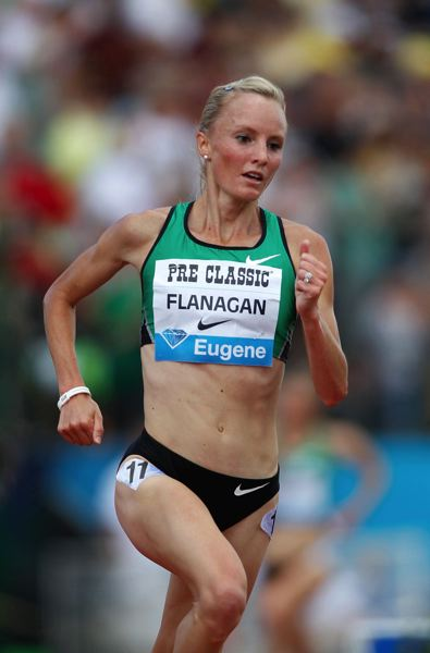 JONATHAN FERREY/GETTY IMAGES - Her accomplishments on the track and now in the marathon make Portland's Shalane Flanagan one of the greatest womens distance runners in U.S. history.