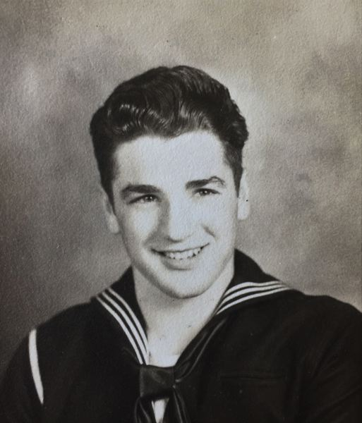 John Biggi joined the U.S. Navy at age 17 during World War II and served in the South Pacific, before returning to help his mom, Rose Biggi, with the company.