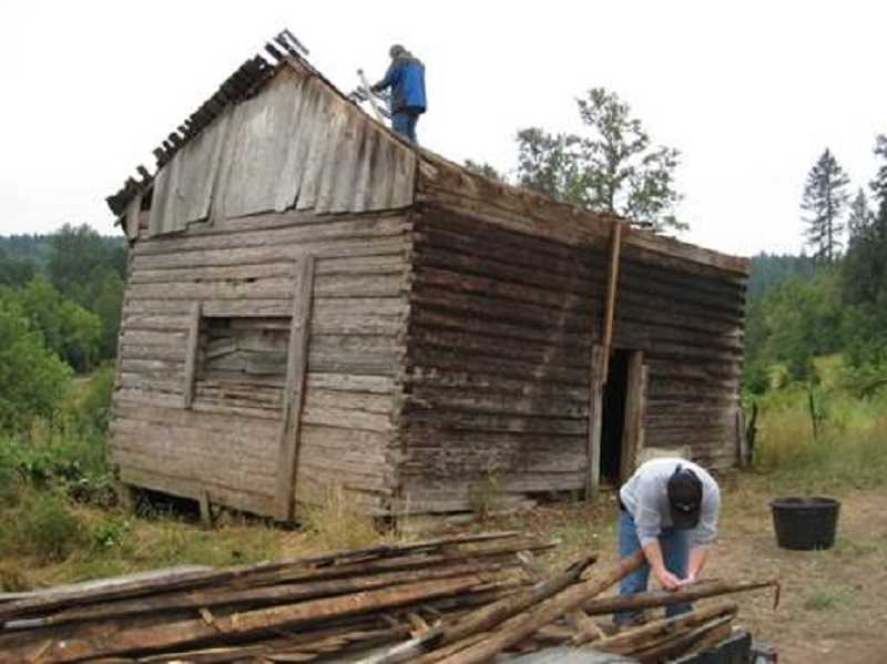 The Molalla Log House will be one topic of discussion during a program Saturday at Champoeg State Heritage Area.