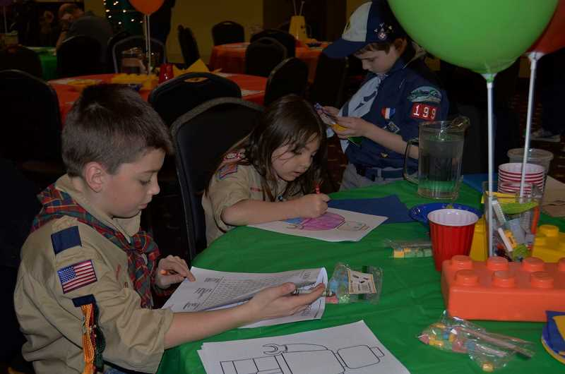 COURTESY PHOTO: CUB SCOUT PACK 199 - Wilsonville Cub Scout Pack 199 will now include dens for girls and will add a Girl Scout program in 2019.