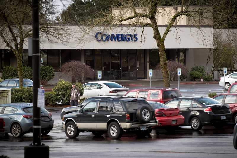 SPOKESMAN PHOTO JAIME VALDEZ - Convergys recently announced that it will close its call center in Wilsonville.