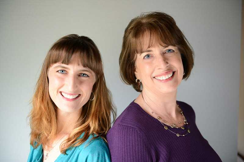 COURTESY PHOTO - Christina Tarabochia and Sherrie Ashcraft founded Ashberry Lane Publishing, a small Christian press, in Gaston five years ago.