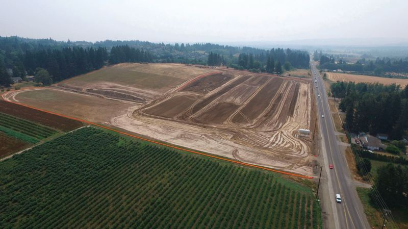 PAMPLIN MEDIA GROUP FILE PHOTO - Beaverton wants to development the rest of the South Cooper Mountain urban reserve area where a new high school has opened and multiple subdivisions are being built.