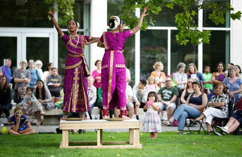 TIMES FILE PHOTO - Beaverton's Ten Tiny Dances program is seeking applicants for its 2018 event.