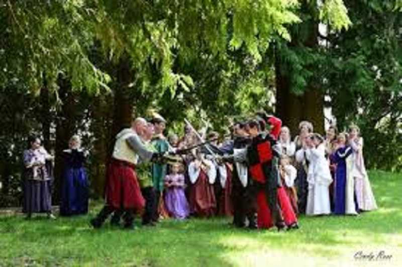 PHOTO COURTESY CITY OF SHERWOOD - Volunteers are being sought for the annual Robin Hood Festival.