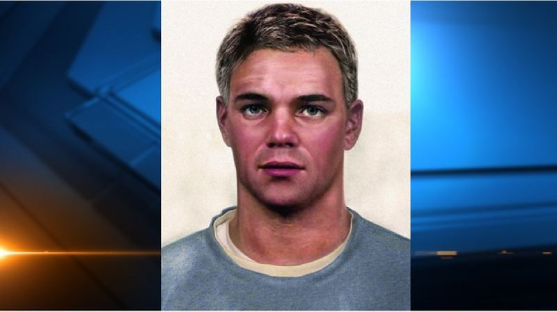 PHOTO COURTESY: FBI - Barrett Preston Busschau in an FBI rendering that shows what he may look like now.