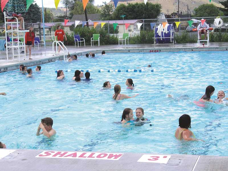 CENTRAL OREGONIAN - Crook County, City of Prineville and Crook County Parks and Recreation District have pledged money to fund a  professionally administred survey to determine whether or not to move forward with replacement of the local pool.