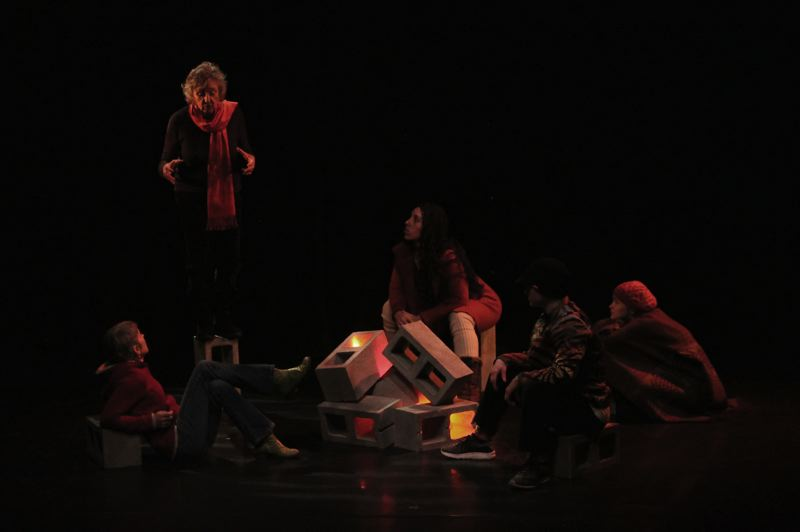 COURTESY: FERTILE GROUND FESTIVAL - Echo Theater Company's 'Stranger Than Fiction' is part of Fertile Ground Festival.
