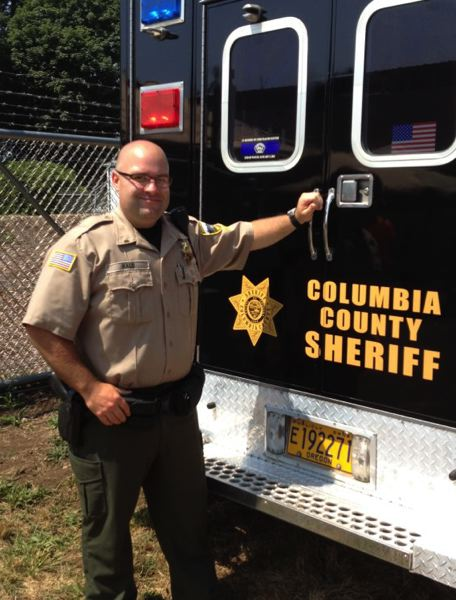 COLUMBIA COUNTY SHERIFF'S OFFICE PHOTO - Hald