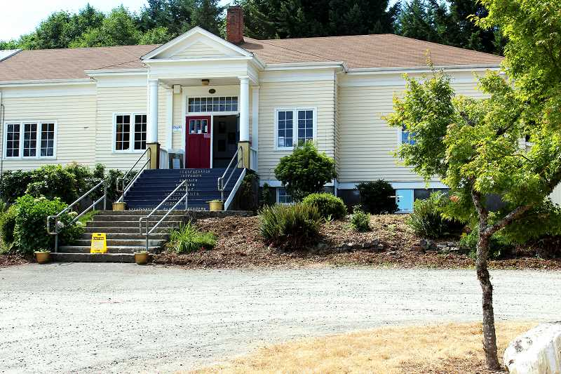 PIONEER PHOTO: KRISTEN WOHLERS - Renaissance Public Academy is located at 39214 S. Sawtell Road in Molalla.