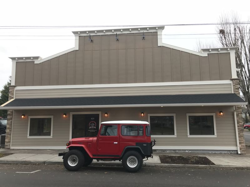PHOTO COURTESY: GREG PHILO - Fire Industry Restoration Experts (FIRE) Restoration Inc. has invested about $220,000 in cash into a building in downtown Gladstone.