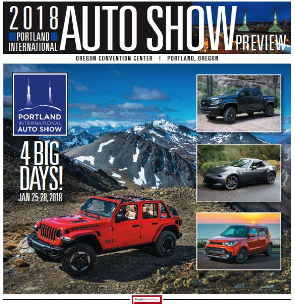 Portland International Auto Show 2018 preview
