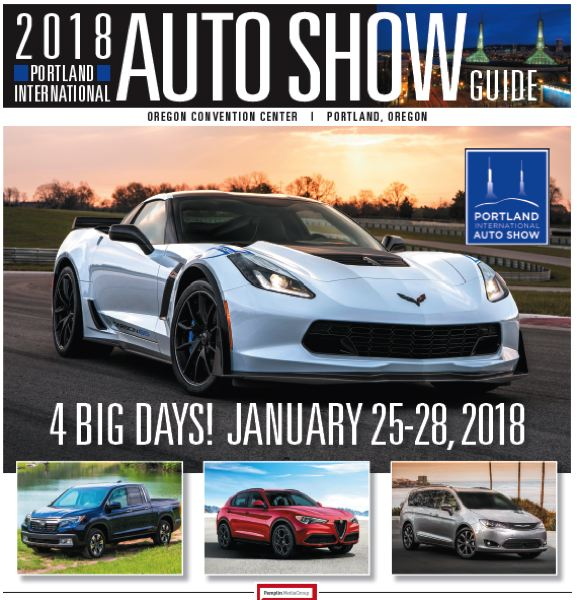Portland International Auto Show 2018 GUIDE