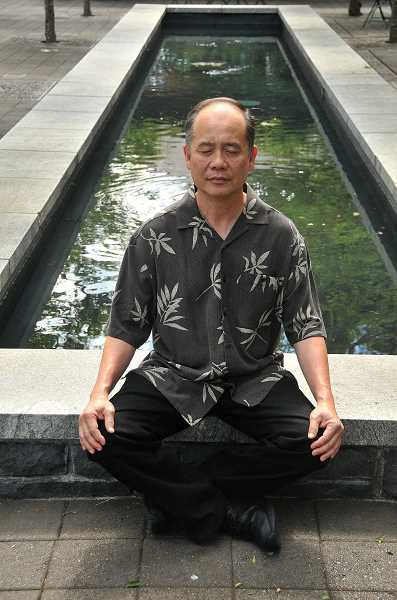 FILE PHOTO:  PAMPLIN MEDIA - Surja Tjahaja will present a one-day silent retreat Feb. 3 on Mindfulness Meditation. All are invited to attend; register and bring lunch and snacks.