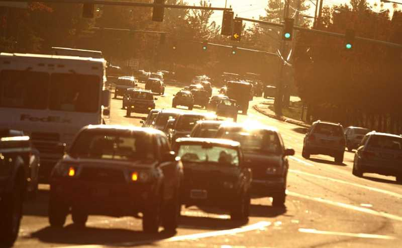 TIMES FILE PHOTO - One area of improvement would be along Tualatin-Sherwood Road if a transportation bond is sent to Tualatin voters.