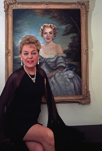 COURTESY: TRIANGLE PRODUCTIONS - Christine Jorgensen, pictured here in 1968, is considered a trail blazer as a much-publicized transgender person. With its play 'Trans-formation,' Triangle Productions hopes to educate more people on Jorgensen's role in LGBTQ history.