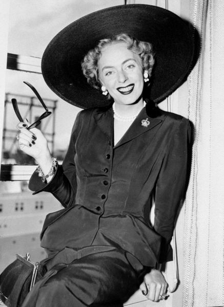 COURTESY: TRIANGLE PRODUCTIONS - Christine Jorgensen is pictured in 1952.