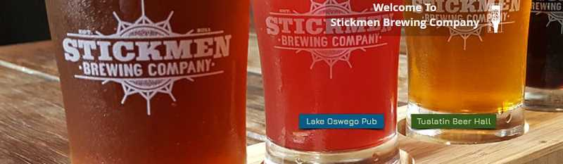 COURTESY STICKMEN BREWING - Stickmen Brewing Beer Hall in Tualatin will be the site of a Saturday night fundraiser to benefit Tualatin High sports and activities.