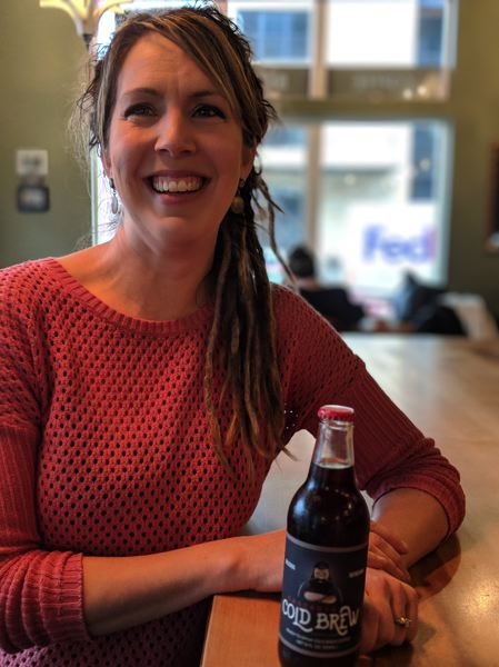 PAMPLIN MEDIA GROUP: JOSEPH GALLIVAN   - Susan Thomas,  co-owns Cascadia Coffee in Northwest Portland and the classic Coffee Time on Northwest 21st Avenue. She employs just baristas and managers. Cold brew coffee is one way of making more revenue. She and her husband, a coffee roaster, brew and bottle it themselves.