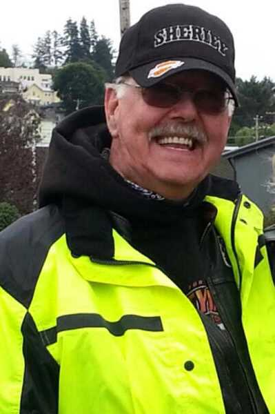 COURTESY PHOTO - Probstfield started the countys SWAT team K-9 unit, DARE program and Hagg Lake marine patrol during his decade-long tenure.