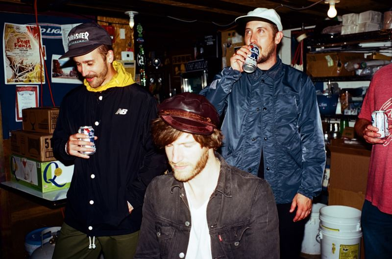 COURTESY: MACLAY HERIOT - Portland band Portugal. The Man surprised many by winning a Grammy Award for 'Feel It Still.'