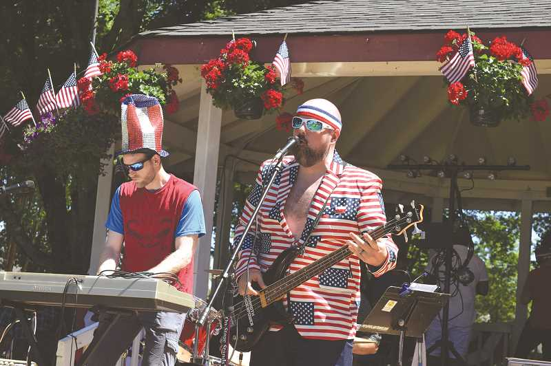 Canby's Independence Day Celebration committee is looking for musical acts to play during the July 4 event this year.