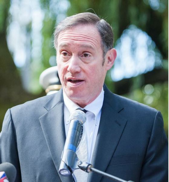 PORTLAND TRIBUNE FILE PHOTO - Commissioner Dan Saltzman
