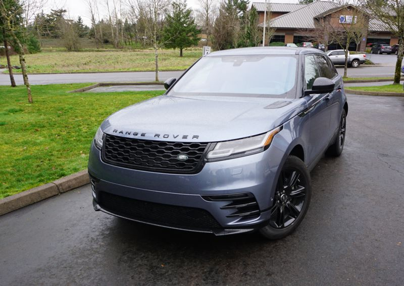 PORTLAND TRIBUNE: JEFF ZURSCHMEIDE - Land Rover is a leader in all-wheel-drive traction technology, and the Velar can handle just about anything our part of the world can offer.