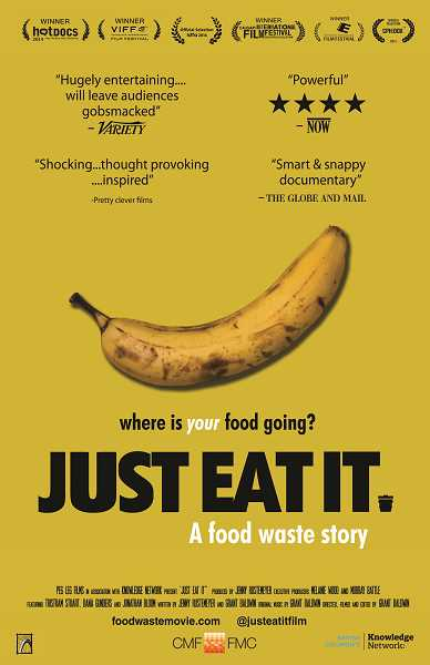 CONTRIBUTED PHOTO: PEG LEG FILMS - There will be a viewing and discussion of Just Eat It: A Food Waste Story at the Estacada Public Library 7 p.m. Thursday, Feb.  8.