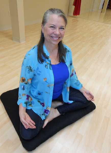 PMG FILE PHOTO - Scappoose Public Library invites mothers to take part in eight weeks of mindfulness and guided meditation