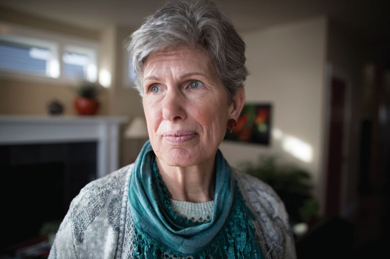 PORTLAND TRIBUNE: JAIME VALDEZ - Mary Heffernan, founder of the Oregon chapter of the National Abortion Rights Action League, was one of many targets of former Oregon Republican U.S. Senator Bob Packwood's uninvited sexual advances.