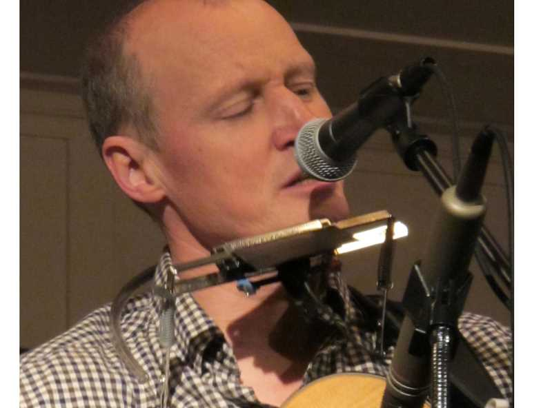 SUBMITTED PHOTO - Scottish singer-songwriter Jim Malcolm performs at Winoa Grange in Tualatin Feb. 10.