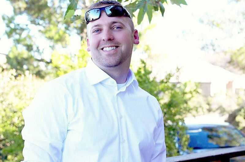 PAMPLIN FILE PHOTO - Nic Cederberg, an Oregon State Police trooper who was shot 12 times and critically wounded while responding to a domestic violence call in King City, Washington County, in December 2016.