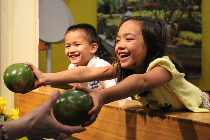 COURTESY: PORTLAND CHILDREN'S MUSEUM - 'Voyage to Vietnam: Celebrating the Tet Festival' opens at the Portland Children's Museum Feb. 9 and runs through May 6, featuring local Vietnamese artists, activities and events.