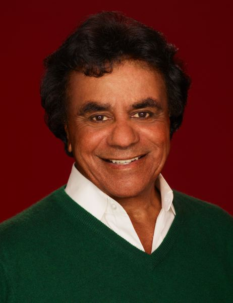 COURTESY PHOTO - JOHNNY MATHIS