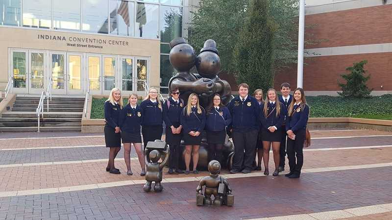 PHOTO COURTESY OF CROOK COUNTY FFA