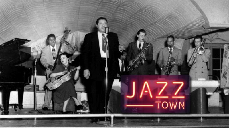 COURTESY IMAGE - Jazz Town screens at the Rockwood Library.