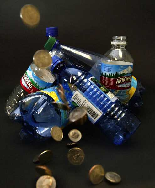 PMG FILE PHOTO - BottleDrop Express provides a valuable service to St. Helens residents.