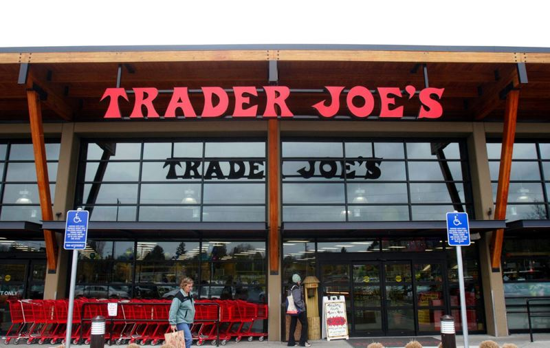 FILE - Trader Joe's (store in Northeast Portland pictured) is less likely than some rival grocers to consider Forest Grove an attractive destination in the near future, said Johnson Economics managing principal Jerry Johnson.