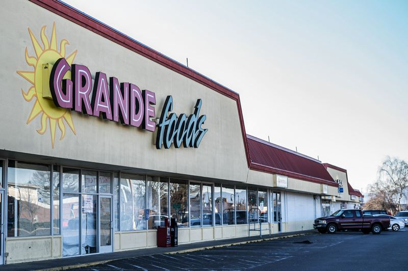 FILE - Grande Foods on North Adair Street closed its doors in 2010 amid the Great Recession, leaving Forest Grove and Cornelius without an ethnic grocery store geared toward the Latino population.